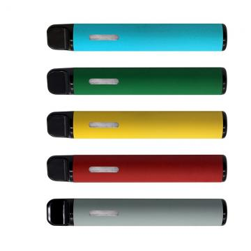 buttonless vaporizer empty vape cartridge packaging for disposable vape pen