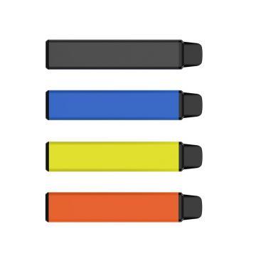 Factory Supply Wholesale Fruit Flavors E Liquid Disposable Vape Pen