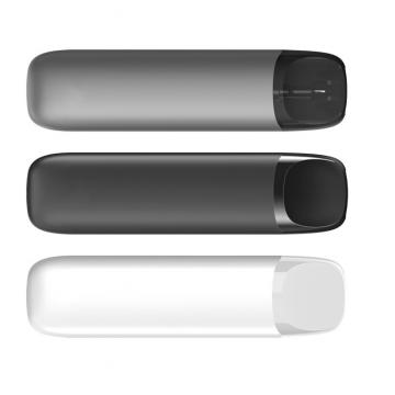 Disposable Ceramic Coil Atomizer 0.8ml/1ml Vaporizer Tank Vaporizer Silver G5 Disposable Vape Pen 510 Cartridge