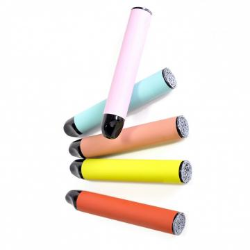 Manufacturer direct supply disposable 600 Puffs 94*19.6*10mm yellow electronic cigarette